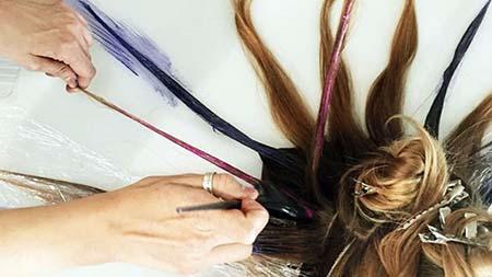 coloring rambut